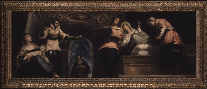 Image for The Birth of John the Baptist