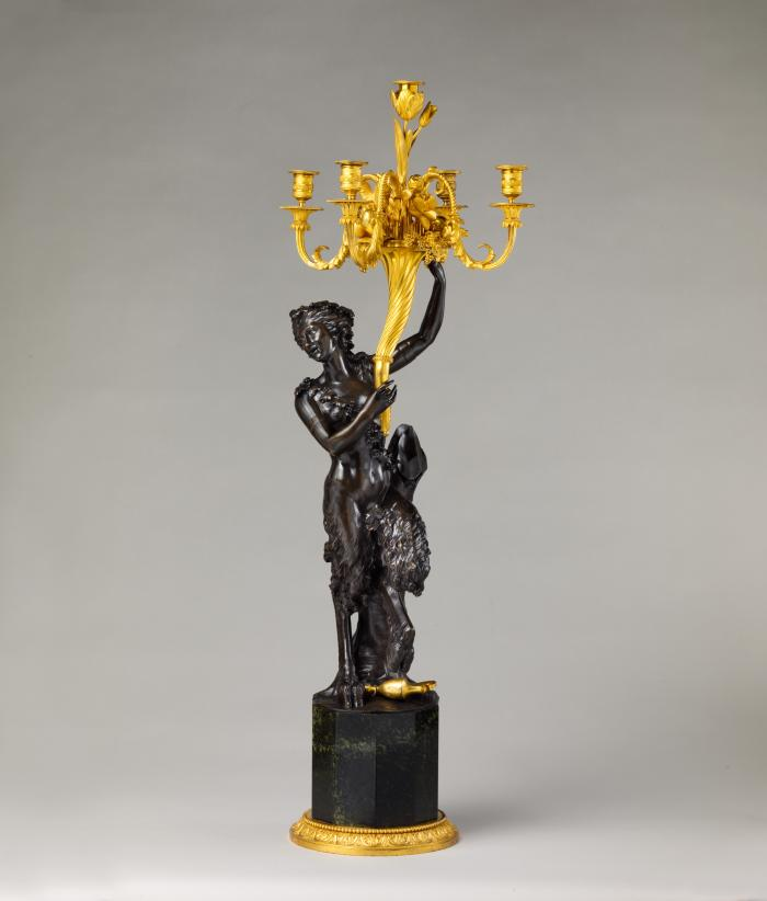 Image for Five-light candelabrum (pair)