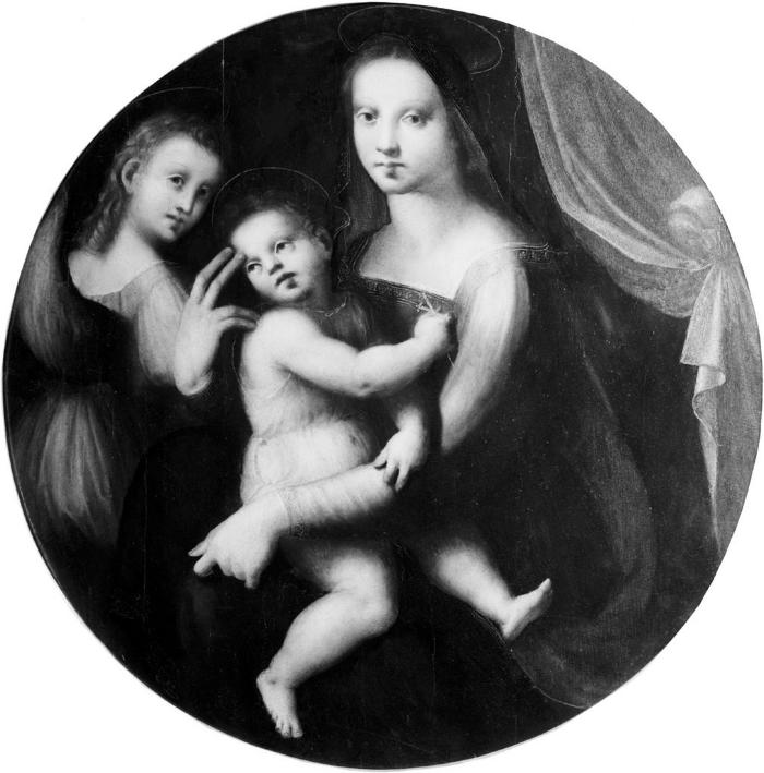 Image for Madonna and Child with an Angel