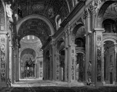 Image for Interior of Saint Peter's, Rome