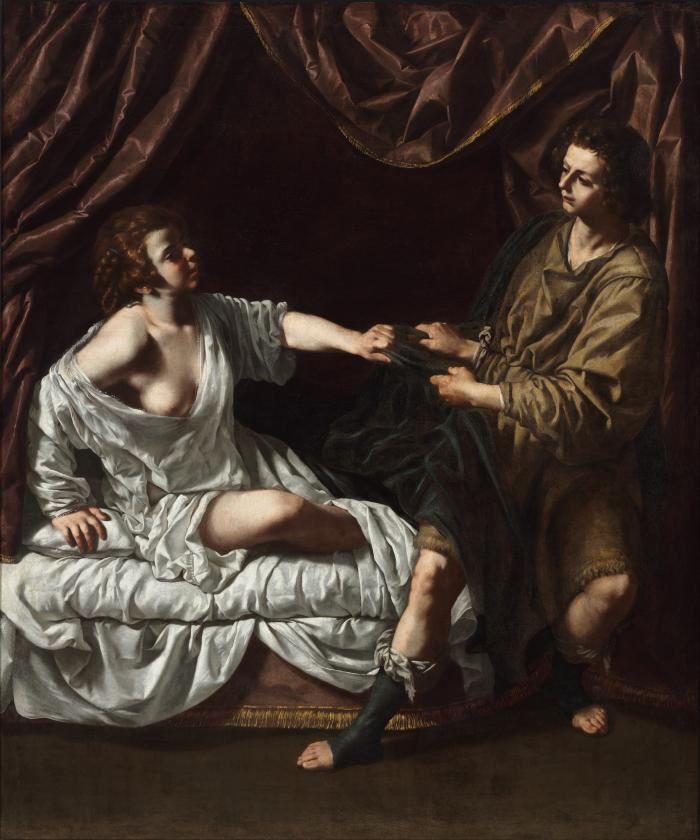 Image for Joseph and Potiphar's Wife
