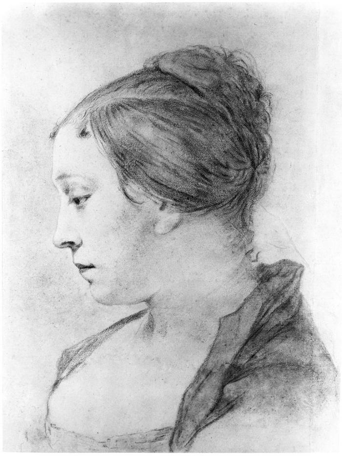 Image for Head of a Woman