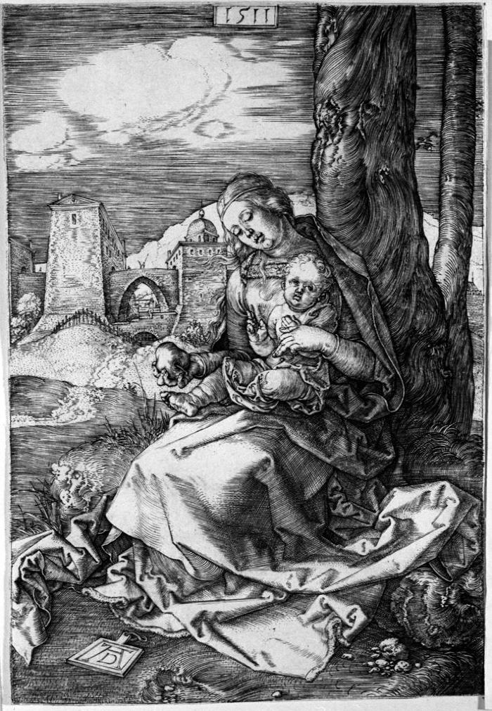 Image for Virgin and Child with the Pear