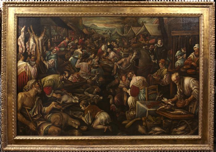 Image for Venetian Market, A