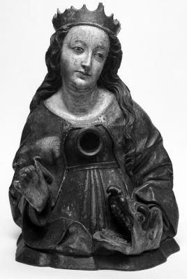 Image for Saint Margaret with the Dragon
