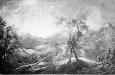 Image for Landscape with Tobias