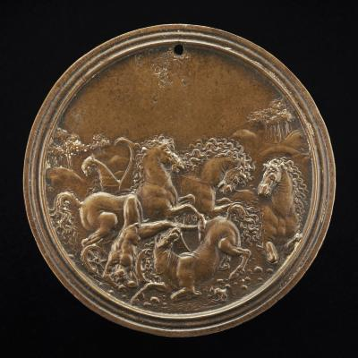 Image for Death of Hippolytus
