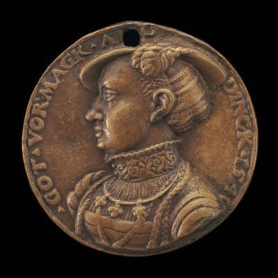 Image for Emilia of Saxony, 1516-1591, Margravine of Brandenburg-Ansbach [obverse]