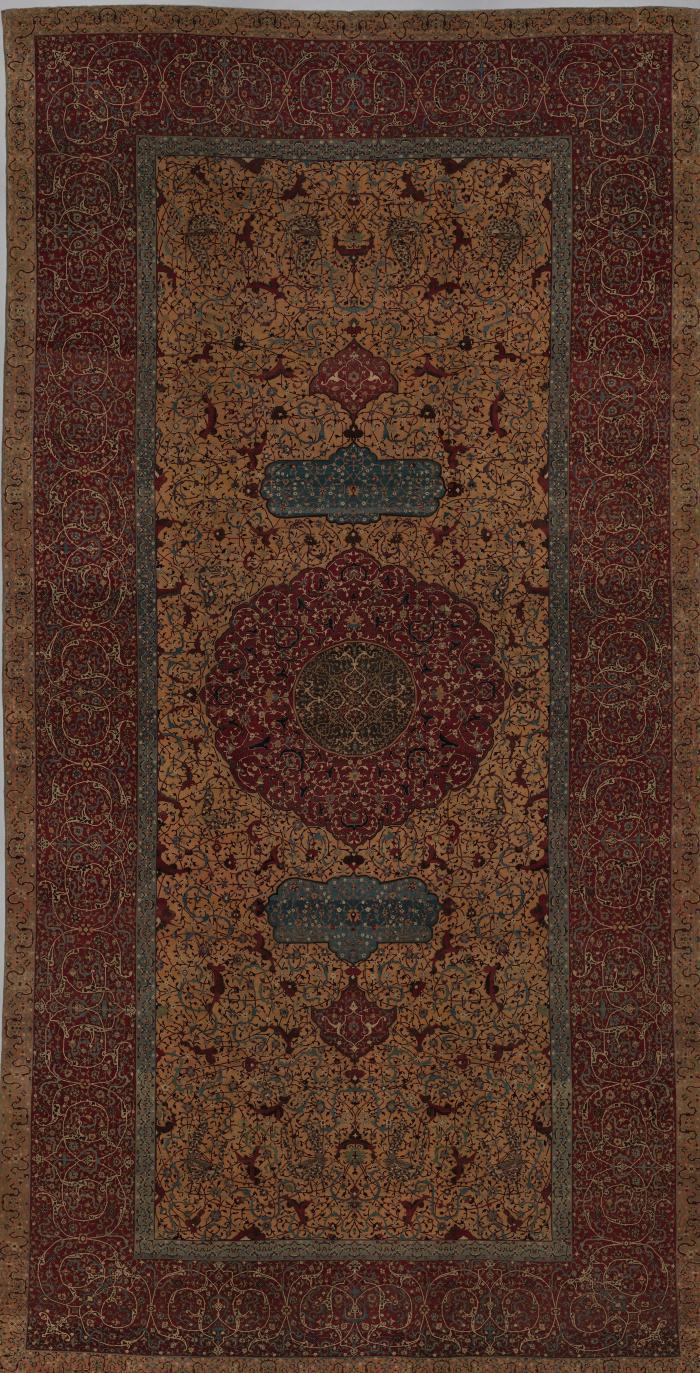 Image for The Anhalt Medallion Carpet