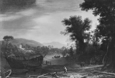 Image for Scene by a Riverside