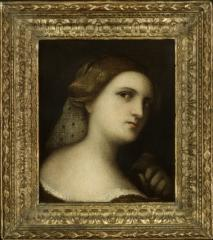 Image for Bust of a Young Woman