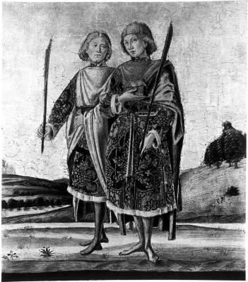 Image for Two Martyr Saints, Cosmas and Damian
