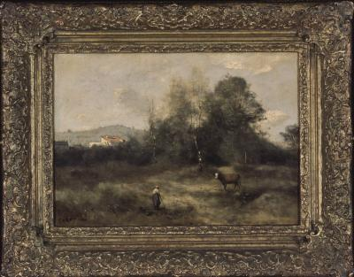Image for Landscape, Argenteuil