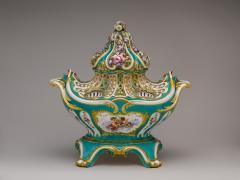 Image for Potpourri vase (pot-pourri gondole)