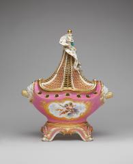 Image for Potpourri vase (pot-pourri à vaisseau)