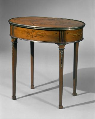 Image for Oval table
