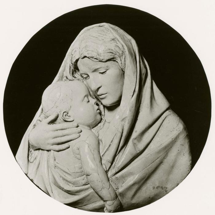Image for Madonna with the Sleeping Child