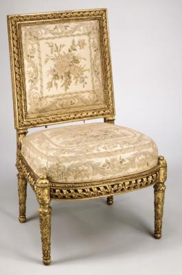 Image for Side chair (one of a pair) (part of a set)