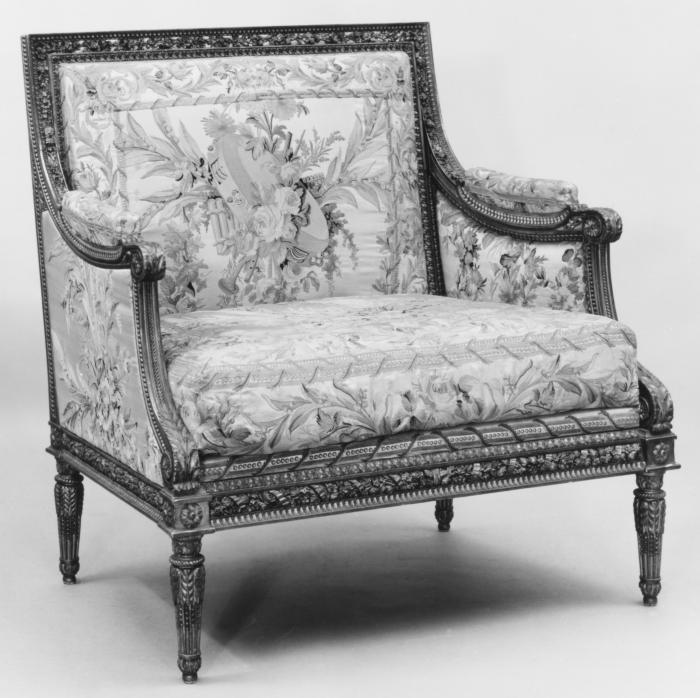 Image for Small settee (part of a set) (part of a set)