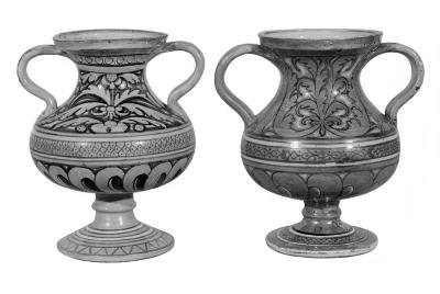 Image for Deruta Vase with Handles