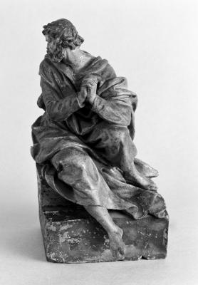 Image for Male Figure with Hands Clasped