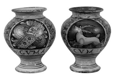 Image for Gubbio Vase with Handles