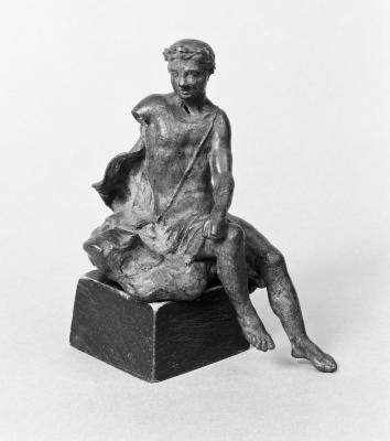 Image for Seated Youth