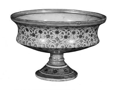 Image for Majolica Vase, Derute