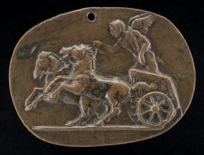 Image for Cupid Driving a Chariot