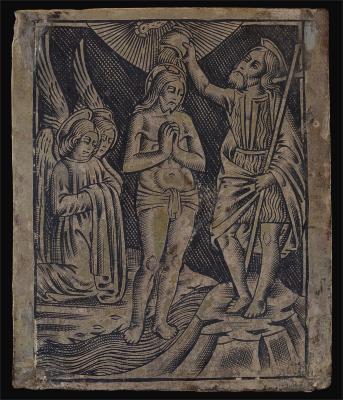 Image for Baptism of Christ