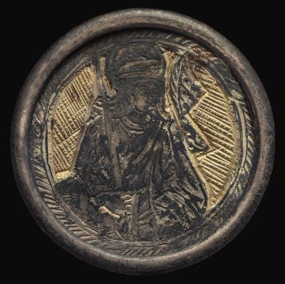 Image for Saint with Sword and Palm