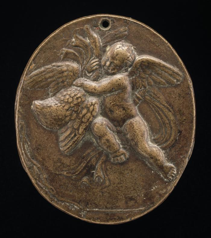 Image for Cupid on a Swan