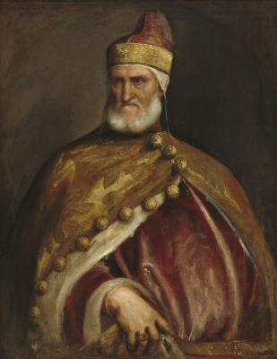 Image for Doge Andrea Gritti