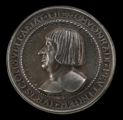 Image for Conrad Peutinger, 1465-1547, Humanist and Antiquarian