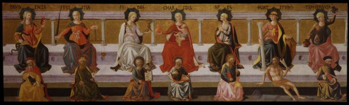 Image for Seven Virtues