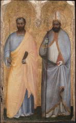 Image for Saints Paul and Augustine