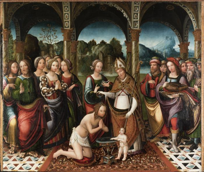 Image for Baptismal Ceremony, A