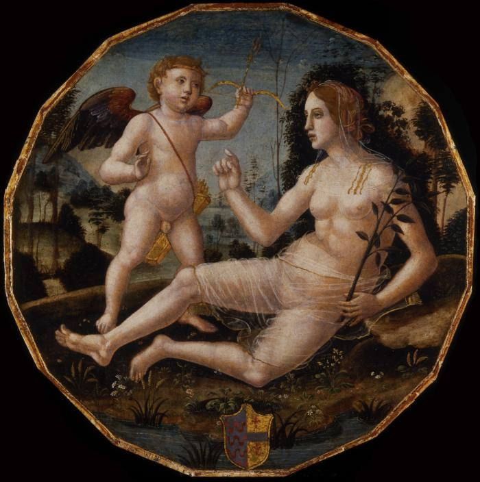 Image for Venus with Cupid