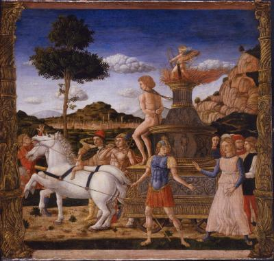 Image for Triumph of Love [The Triumphs of Love, Chastity and Death]
