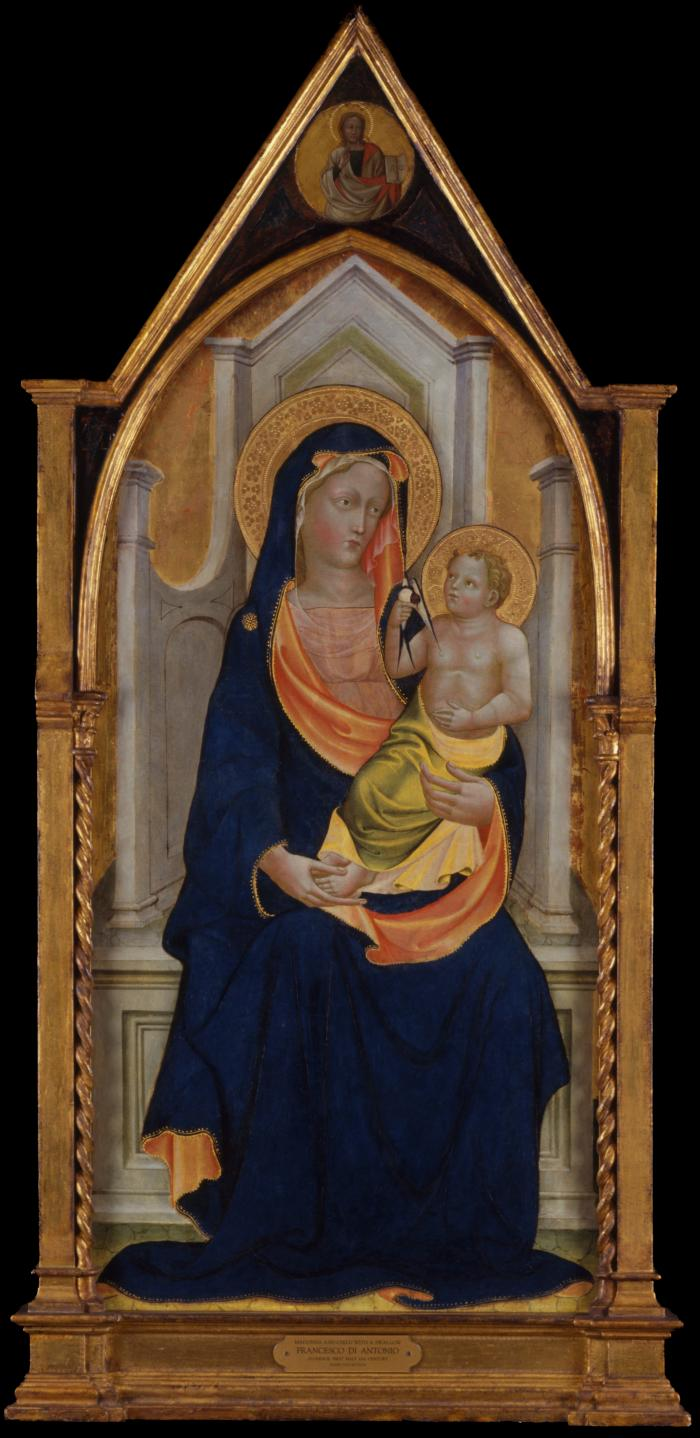 Image for Madonna and Child with Swallow