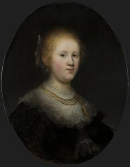 Image for Portrait of a Young Woman