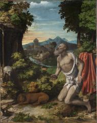 Image for Saint Jerome Penitent