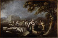 Image for Jacob and Rachel at the Well
