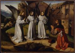 Image for Abraham and the Three Angels