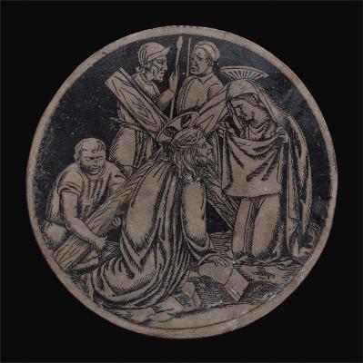 Image for Christ Bearing the Cross