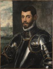 Image for Portrait of a Venetian Commander in Armor