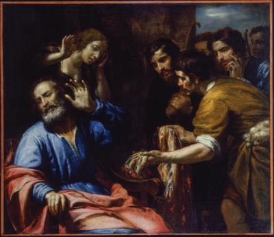 Image for Joseph's Coat Brought to Jacob