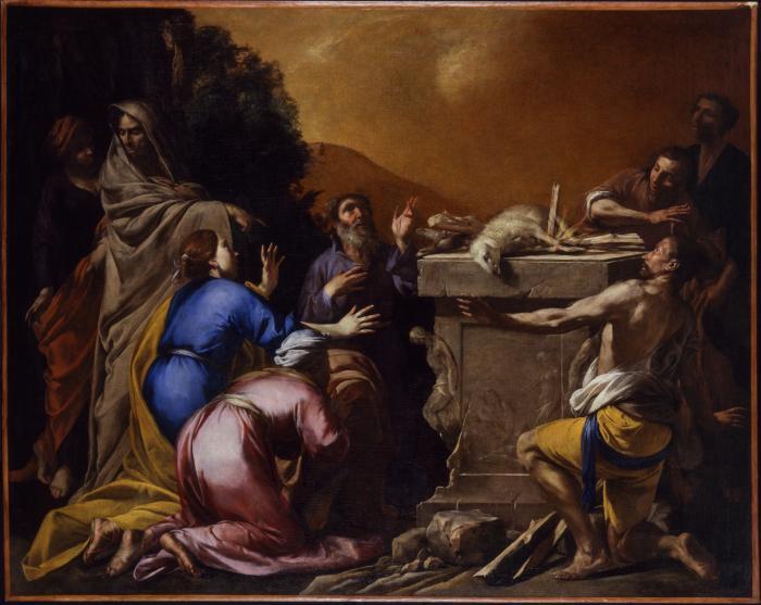 Image for The Sacrifice of Noah