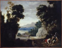 Image for Landscape with Tobias and the Angel