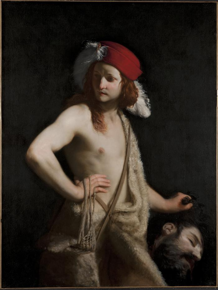 Image for David Holding Goliath's Head